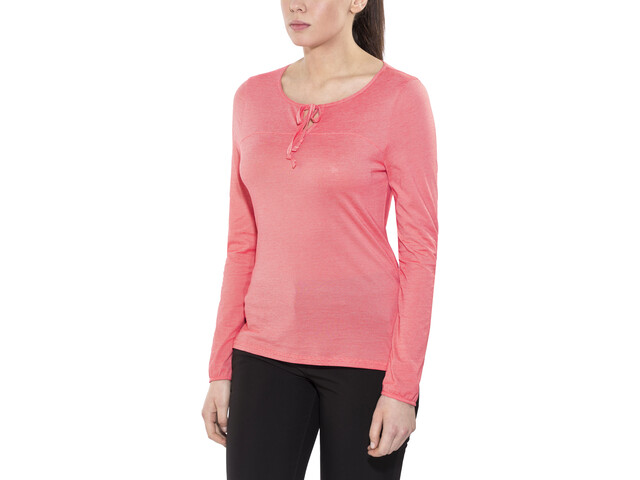 The North Face Dayspring Maglietta a maniche lunghe Donna rosa su ... 145654b21ddf